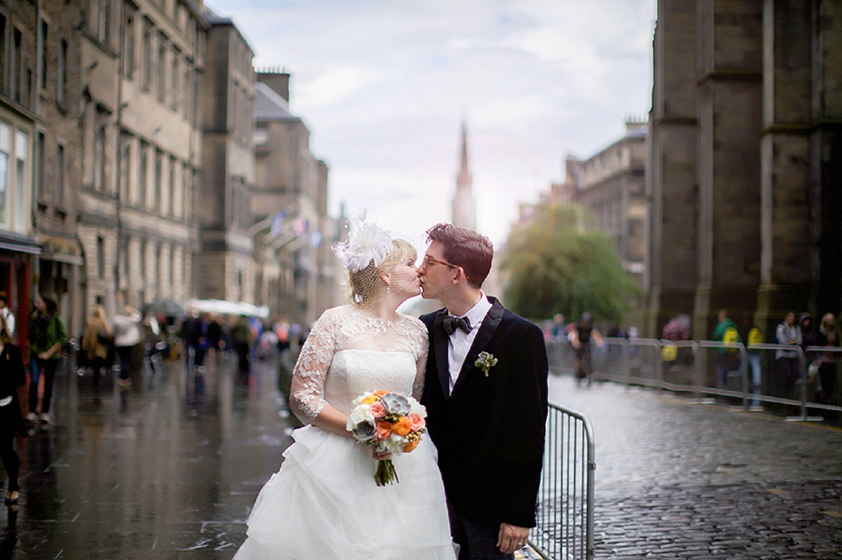 wedding flowers Edinburgh by Floral Ambitions