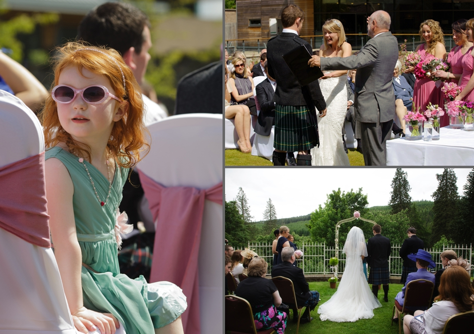 Scottish summer weddings we fell in love scotlands wedding blog if youre planning a summer wedding in scotland it is possible to allow yourself to dream and plan for an outdoor wedding ceremony solutioingenieria Images