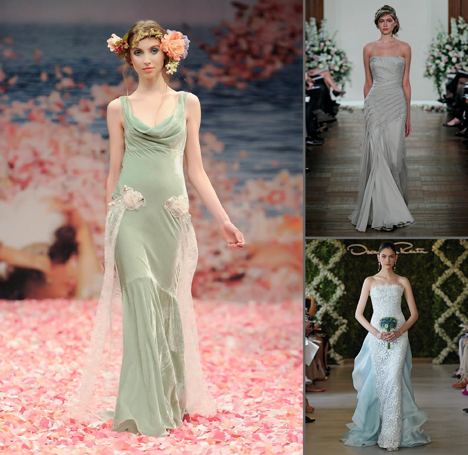 Hollywood Glamour - Oscar Inspired Wedding Dresses