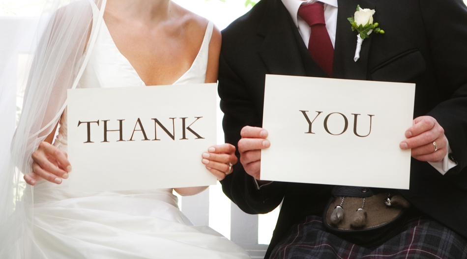 Parent Gift Ideas For Wedding: We Fell In Love - Scotland's