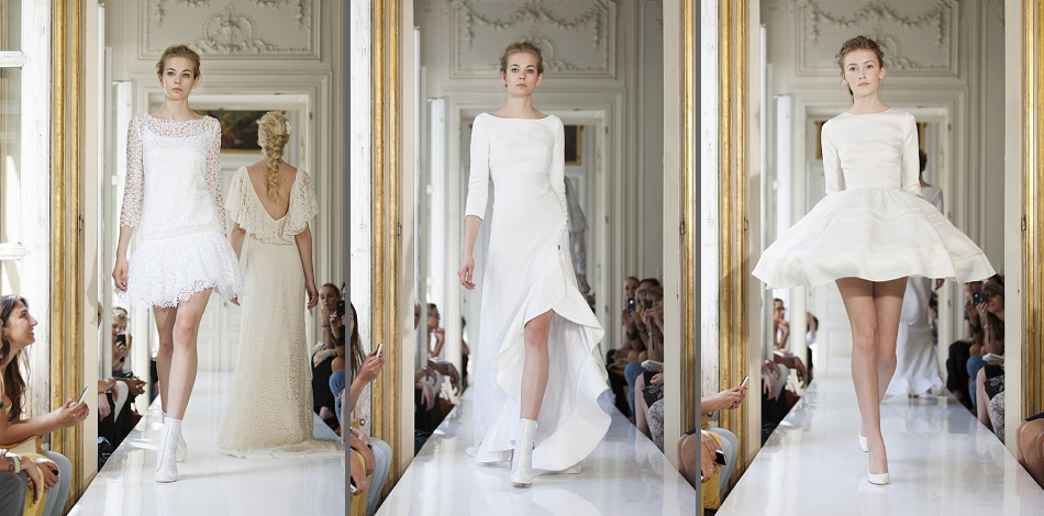 French Chic Wedding Dresses We Fell In Love Scotland S