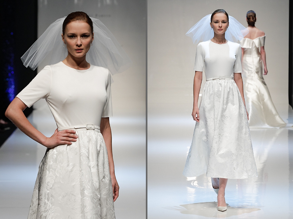 2014 Wedding Dress Trends And Collections