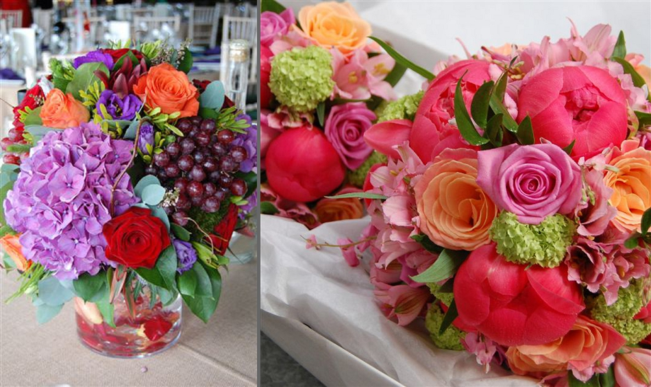 Mood Flowers Glasgow Wedding : Win wedding flowers we fell in love scotland quot s