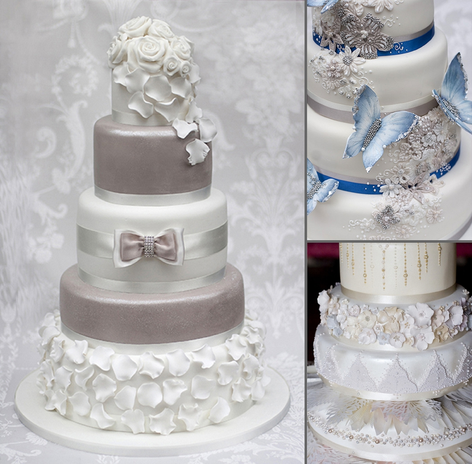 wedding cake trends - edinburgh glasgow scotland wedding cake company ...