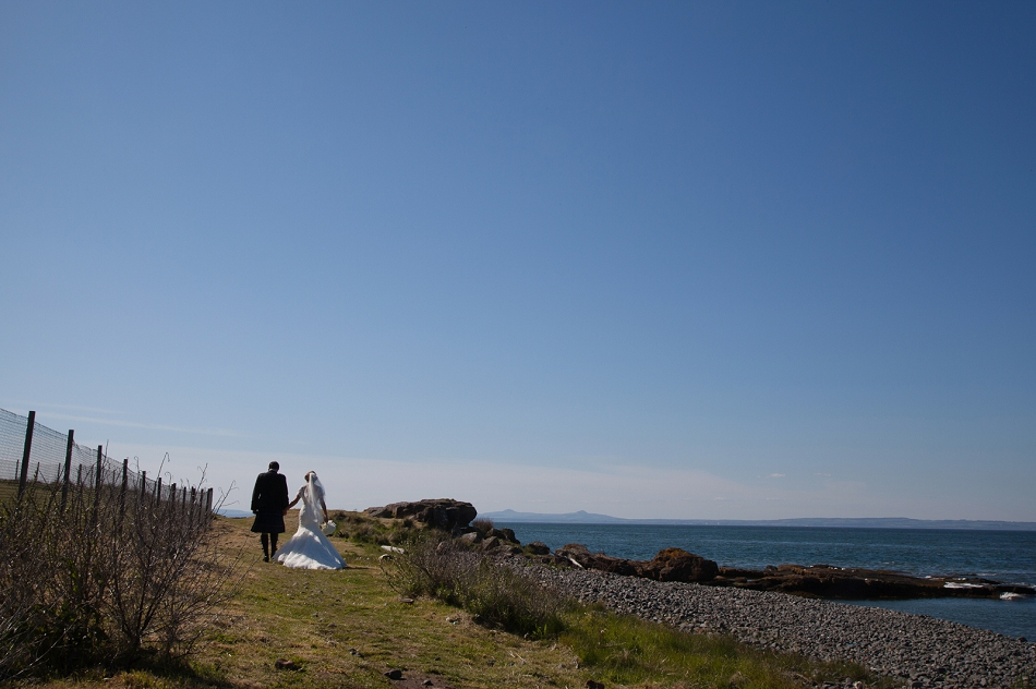Blue Sky Photography - Waterfront at Archerfield Links wedding-0001