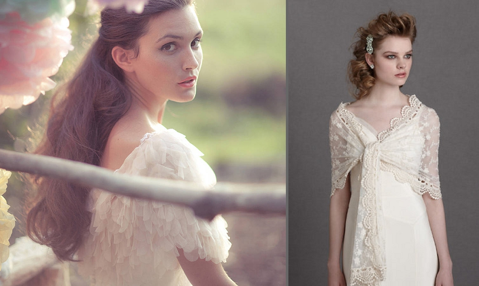 Beautiful Bridal Cover Ups
