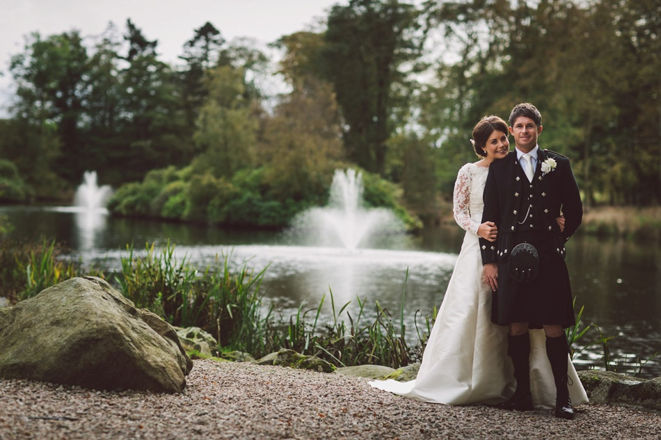 St Machar S Cathedral Wedding By Sam Brill Photography