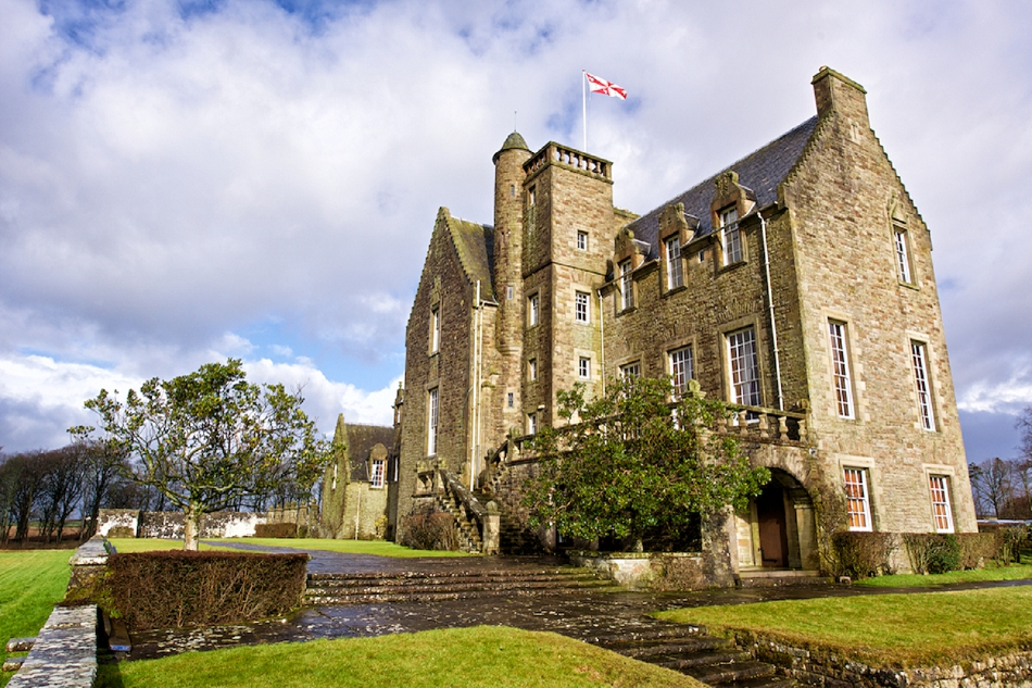 10 Of The Best Exclusive Use Wedding Venues In Scotland