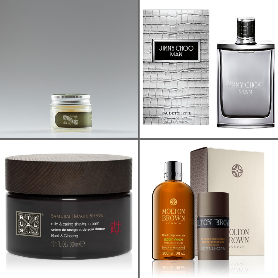 Grooming gifts for Father