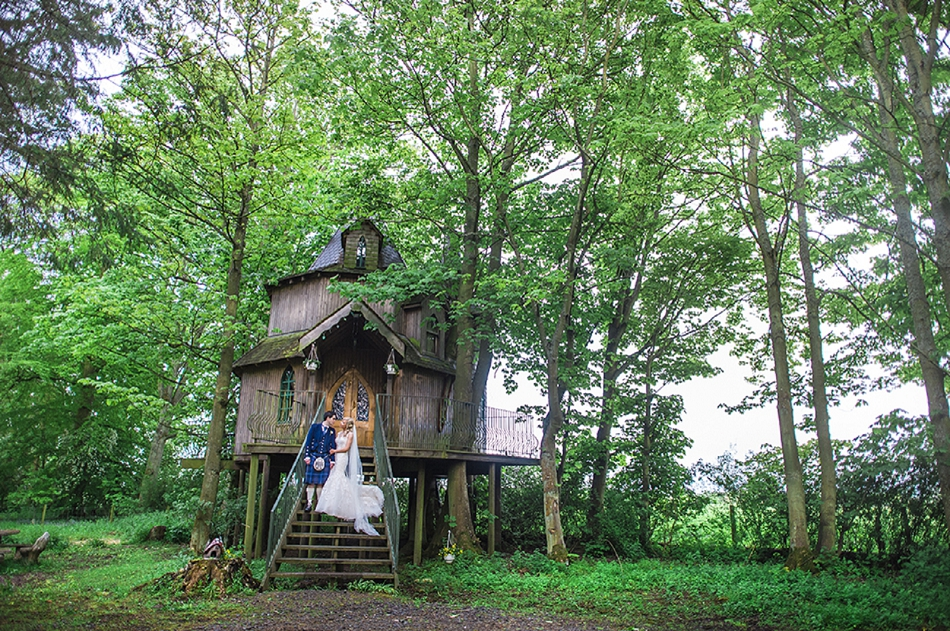 Treehouse In Scotland Part - 23: Burfly Photography - Fernie Castle-0001 ...