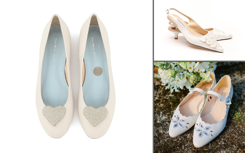 Bridal Flats   Wedding Shoes