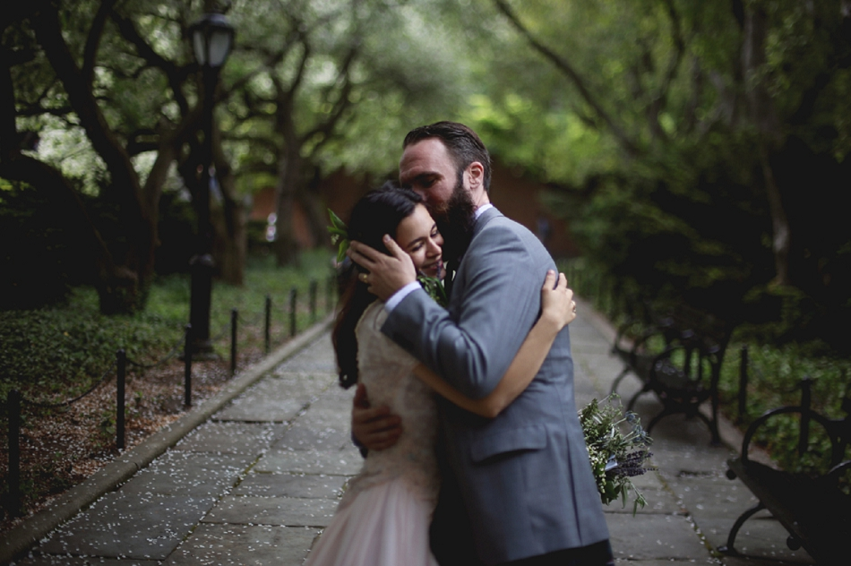 Scottish wedding in Central Park, NYC - Carole Cohen Photography0001