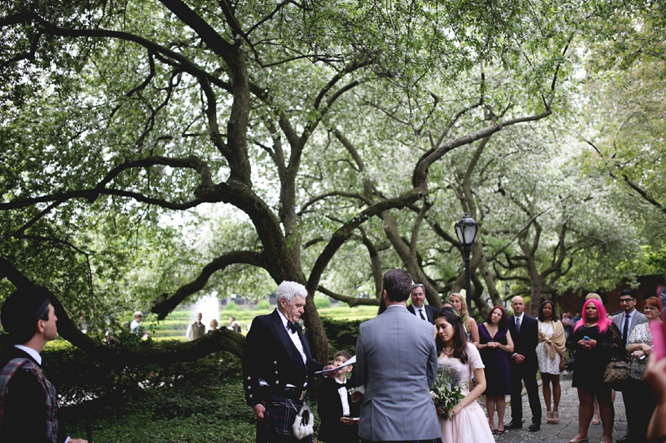Scottish wedding in Central Park, NYC - Carole Cohen Photography0006