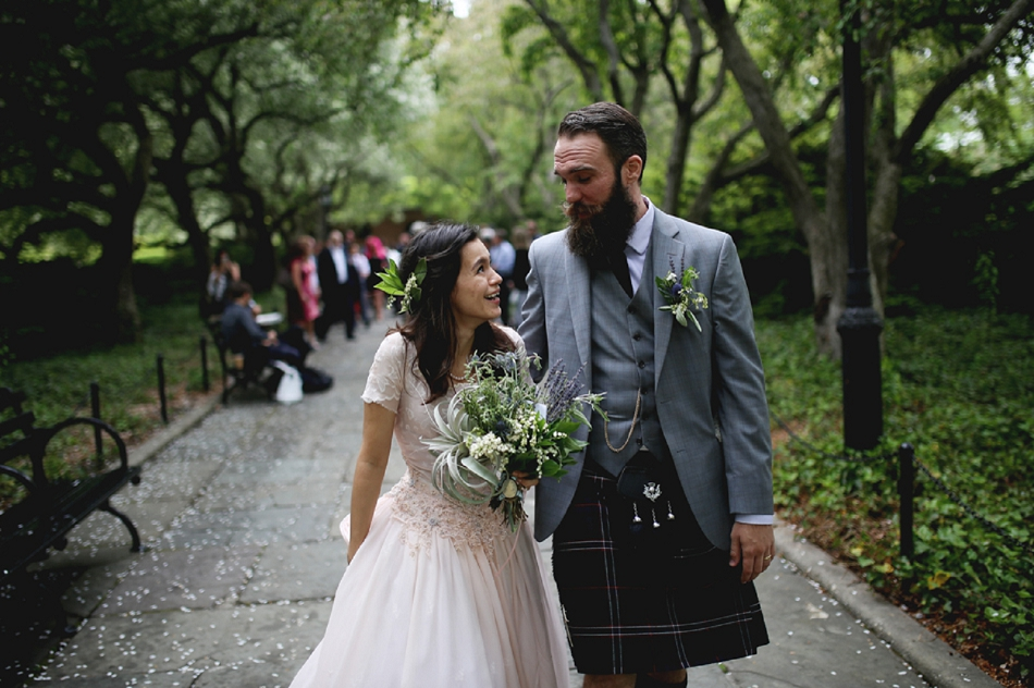 Scottish wedding in Central Park, NYC - Carole Cohen Photography0013