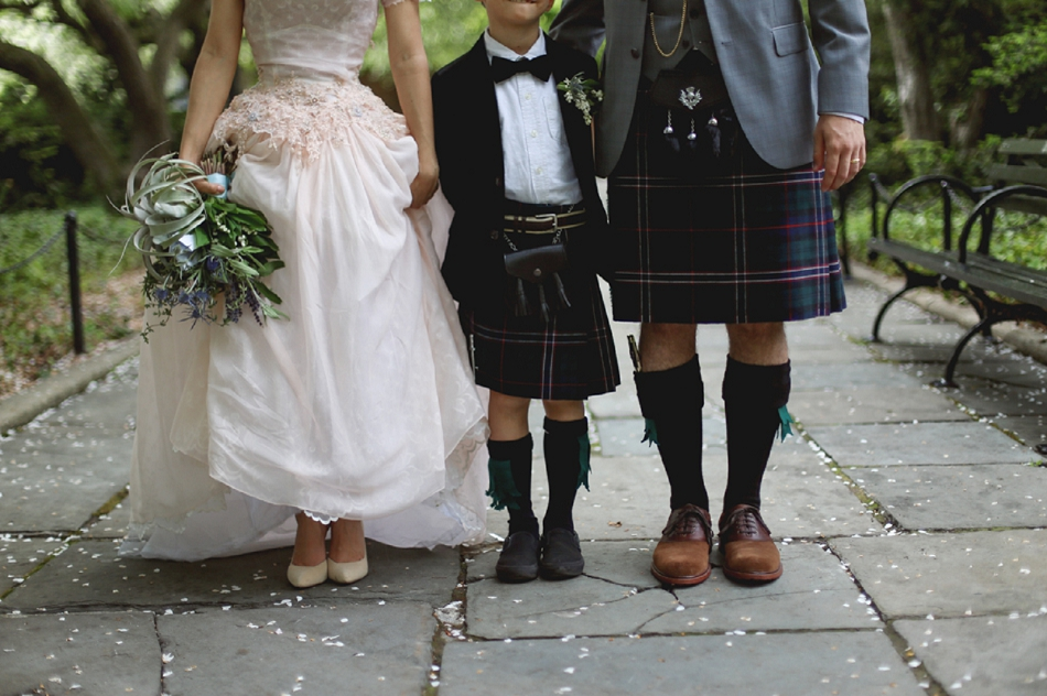 Scottish wedding in Central Park, NYC - Carole Cohen Photography0018
