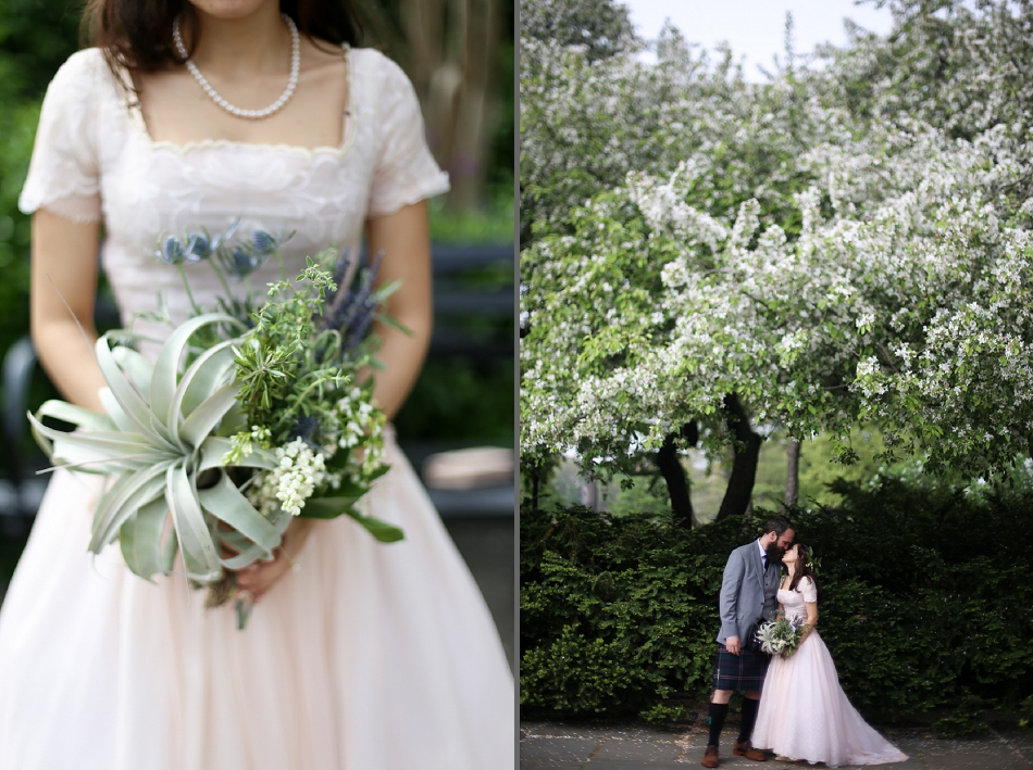 Scottish wedding in Central Park, NYC - Carole Cohen Photography0019