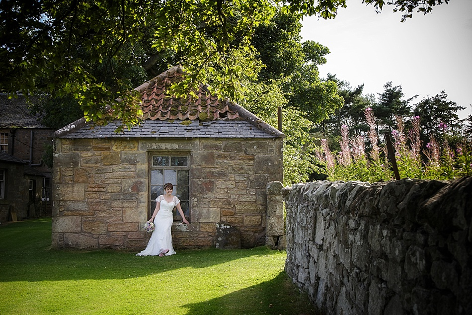 Rustic and vintage inspired scottish barn wedding | We ...
