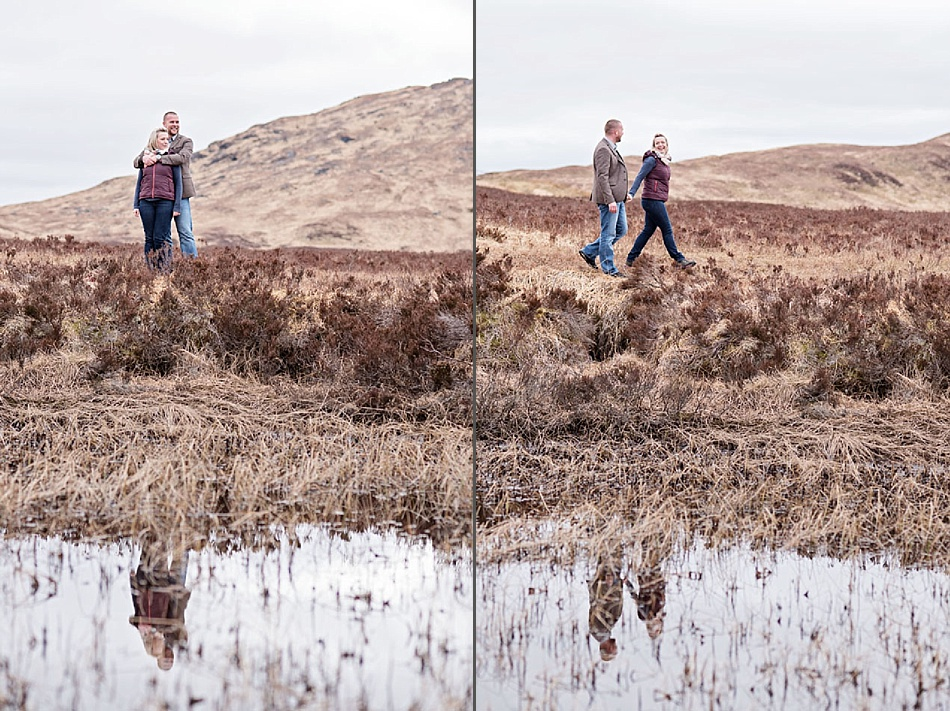 Glencoe Scotland engagement shoot - Lifetime photography -0010
