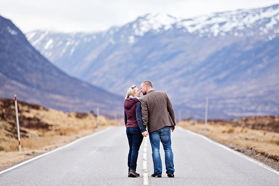 Glencoe Scotland engagement shoot - Lifetime photography -0013