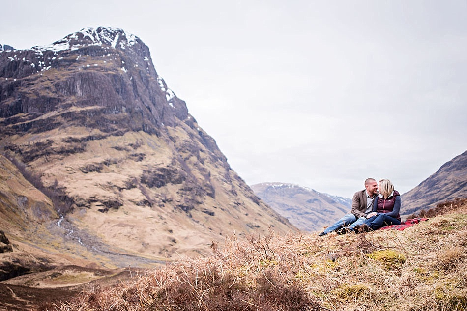 Glencoe Scotland engagement shoot - Lifetime photography -0016