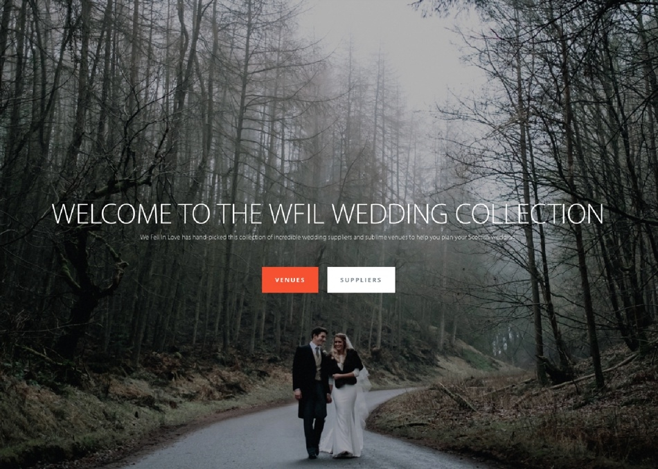 Scottish wedding venues and suppliers