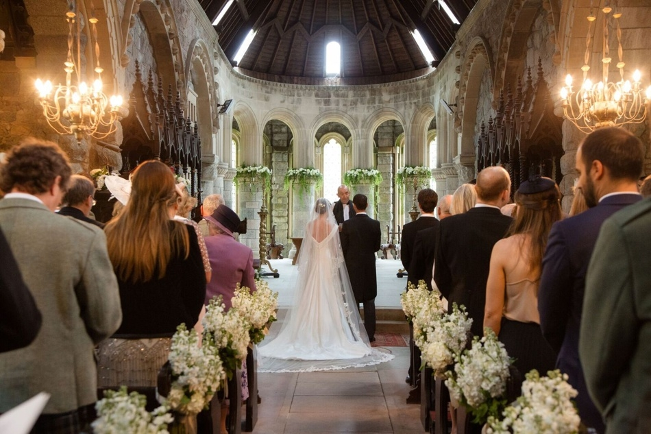Flowers for church weddings | We Fell In Love - Scotland\'s Wedding ...