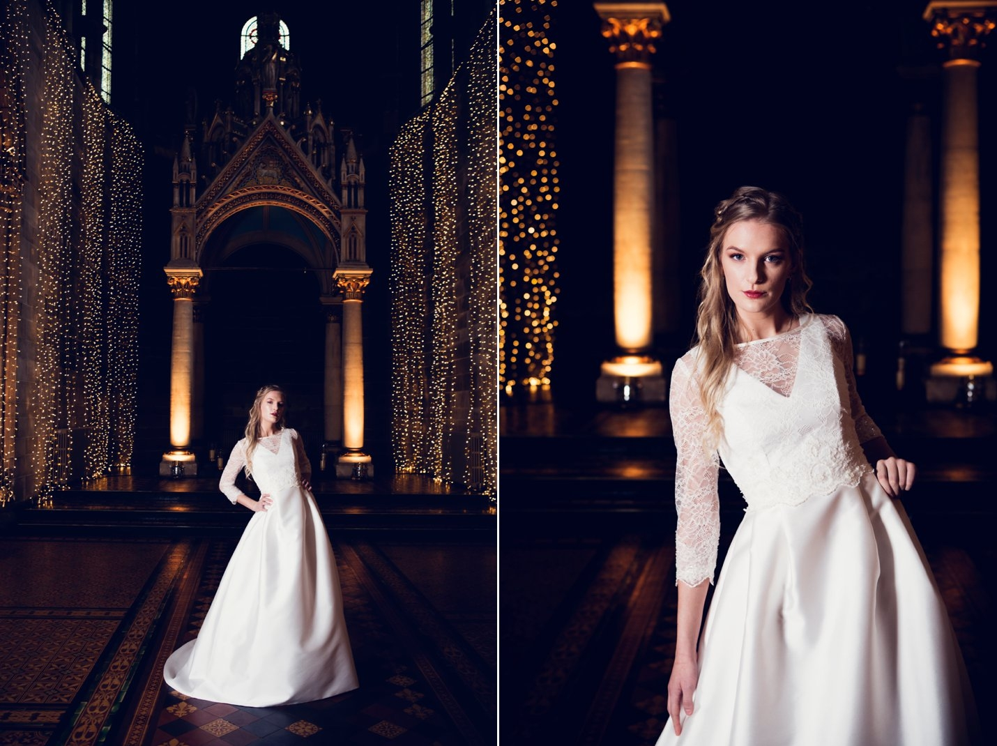 Exclusive first preview of new Bridal by Freja wedding dress ...