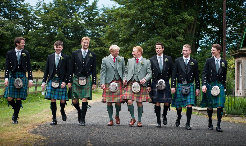 Five Top Tips For Choosing A Kilt Outfit