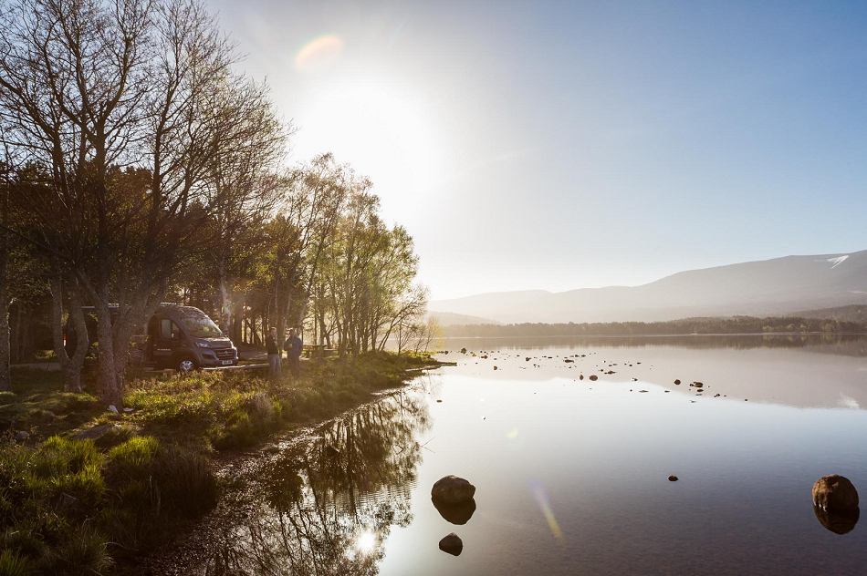 Roseisle Campervans - First Light Photography - Scotland short breaks (4)