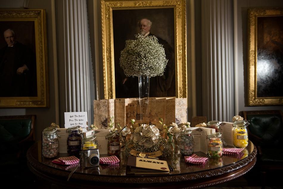 Harry Potter themed wedding | We Fell In Love - Scotland's ...