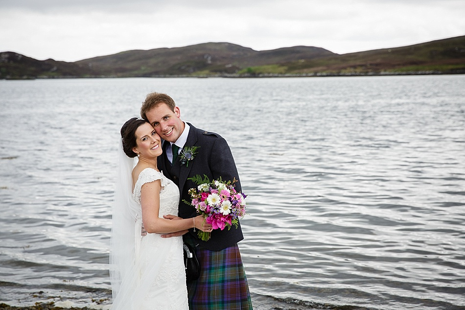 Laura & Alasdair's Hebrides wedding - Lynne Kennedy Photography 20150729_0025