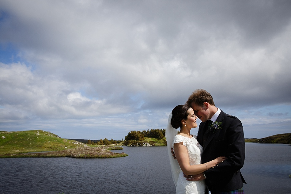 Laura & Alasdair's Hebrides wedding - Lynne Kennedy Photography 20150729_0031