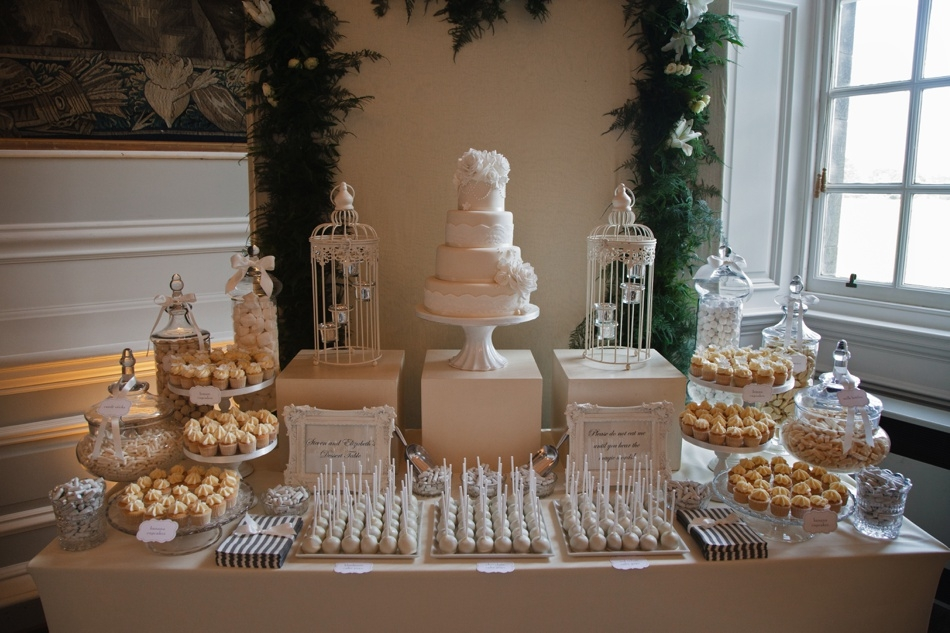 Wedding Cake Table.How To Create An Amazing Dessert Table